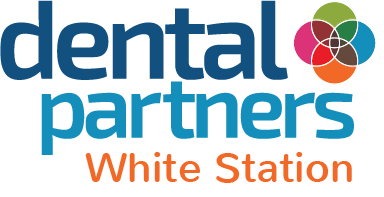 DentalPartners logo WhiteStation